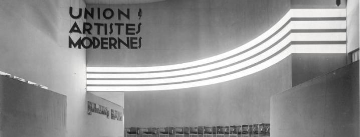 «U.A.M, une aventure moderne» au CentrePompidou